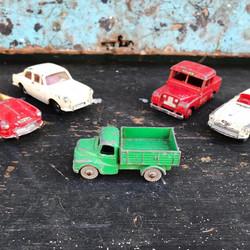 Vintage Dinky Toy Cars