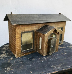 Early 20th C. Scratch Built House