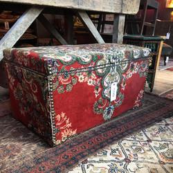 Carpet Ottoman