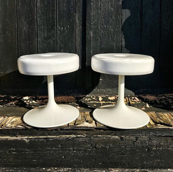 Space Age Stools - 1970's