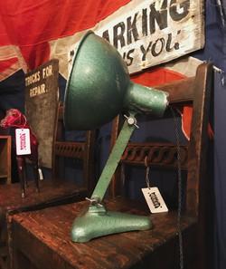 Philip Harris Ltd of Birmingham Lamp