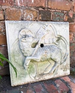 Lamb Of God - Stone Panel