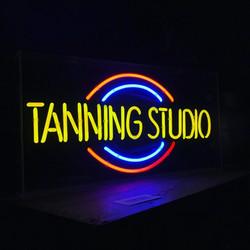 Tanning Studio Neon Sign