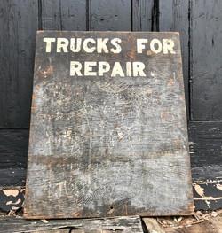 Trucks For Repair