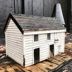 Scratch Built Barn Building