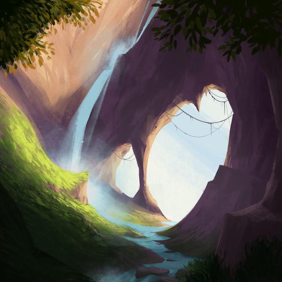 Environment_Waterfall Cave.JPG