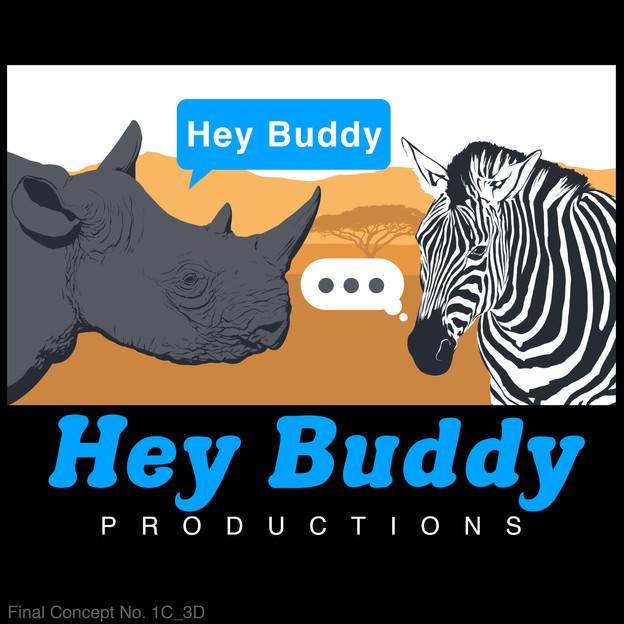 Hey Buddy Productions Logo