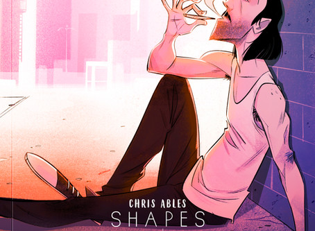 """""""Shapes and Strokes"""" Now Available at Gallery Nucleus"""