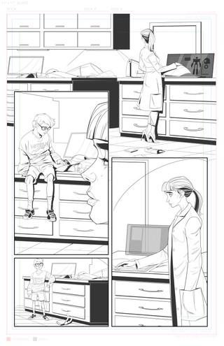 Blood & Motor Oil: Oculus - Page 10
