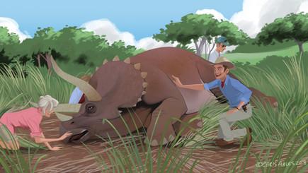 Jurassic Park_14_Sick Triceratops.jpg