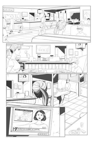 Blood & Motor Oil: Oculus - Page 13