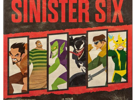 Marvel's Sinister Six Board Game Is Out!