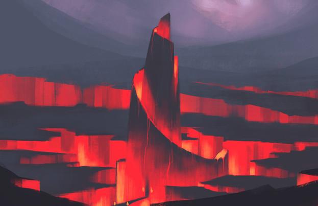 Environment - Hellscape