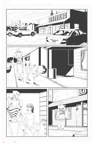 Blood & Motor Oil: Oculus - Page 12