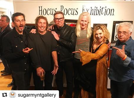 SugarMynt Gallery's Hocus Pocus Art Exhibit