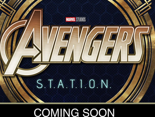Marvel's Avengers S.T.A.T.I.O.N. Exhibition