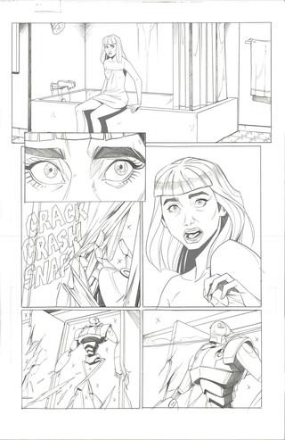 Blood & Motor Oil: Oculus - Page 5