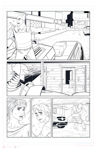 Blood & Motor Oil: Archive - Page 2