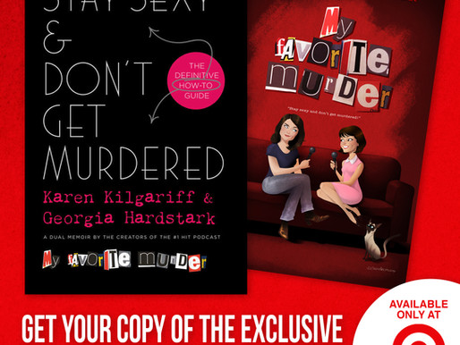"""MFM's """"Stay Sexy & Don't Get Murdered"""" Target Exclusive Edition"""