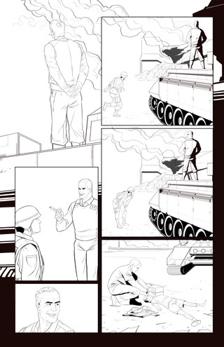 Blood & Motor Oil: Archive - Page 7