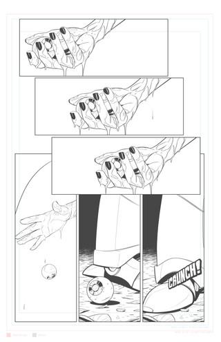 Blood & Motor Oil: Oculus - Page 19