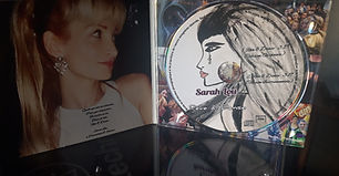DigiPack Rêve & Danse - Sarah Lou