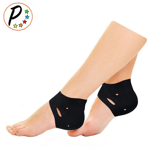 Neoprene Heel Protector Plantar Fasciitis Foot Ankle Breathable Sleeve