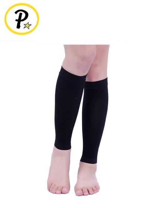Compression Leg Shaper Sleeve, Black