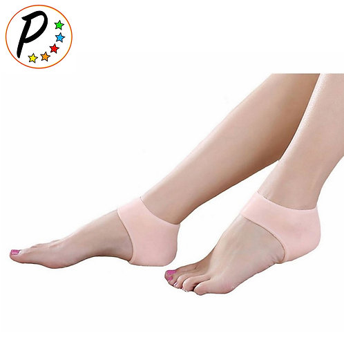 Original Foot Heel Plantar Fasciitis Protector Gel Silicone Cushion