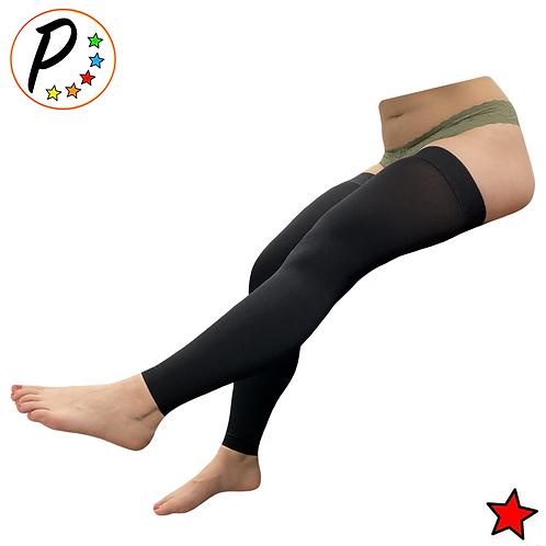 Thigh Sleeve 20-30 mmHg Firm Compression Reduce Fatigue Swelling Hosiery