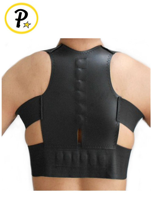 Posture Back Corrector Support, Black