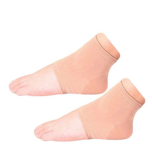 Ankle Heel Pain Soft Gel Cushioning Shock Socks