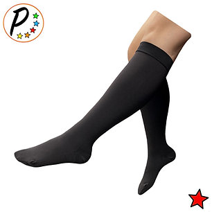 Traditional Closed Toe 20-30 mmHg Firm Compression Leg Swelling Support Sock