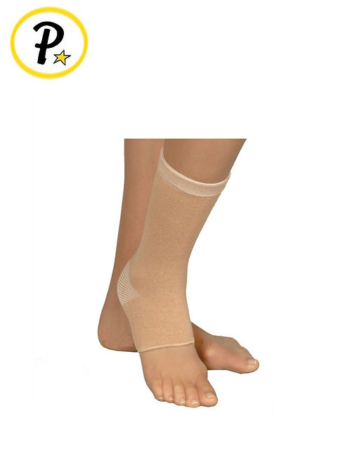 Open Toe Ankle Sleeve Compression Support