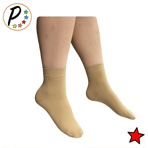 Closed Toe 20-30 mmHg Firm Compression Circulation Foot Ankle Sleeve