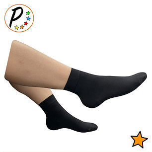Closed Toe 15-20 mmHg Moderate Compression Foot Leg Ankle Sock Sleeve