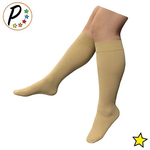 Traditional Closed Toe 8-15 mmHg Mild Compression Leg Circulation Fatigue Sock
