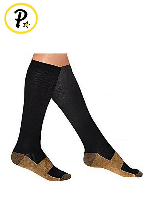 Therapeutic Pressure Point Compression Socks