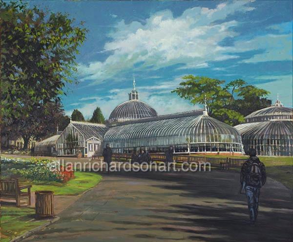 'Kibble Palace'