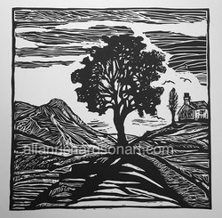 'Tree on the Hill'