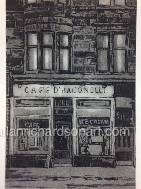 'Cafe D Jaconelli'