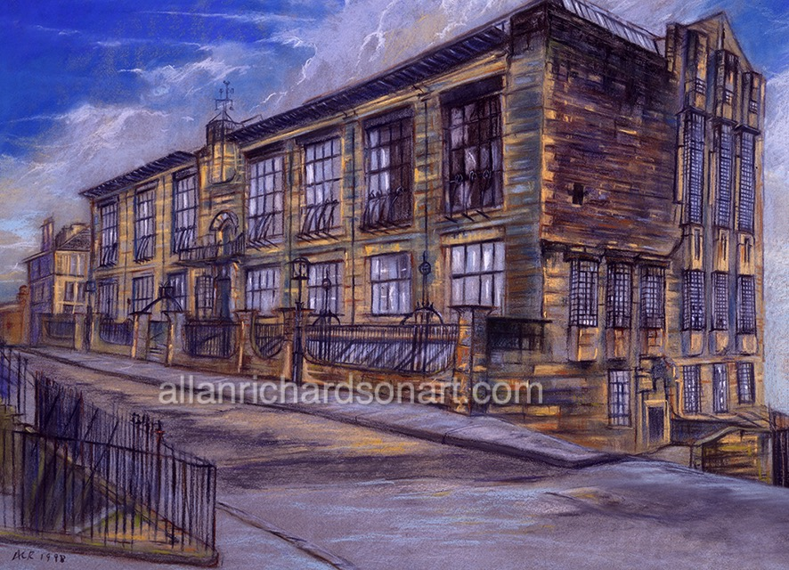 'Glasgow School Of Art'