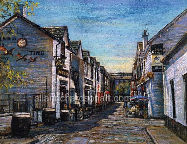 'Ashton Lane'