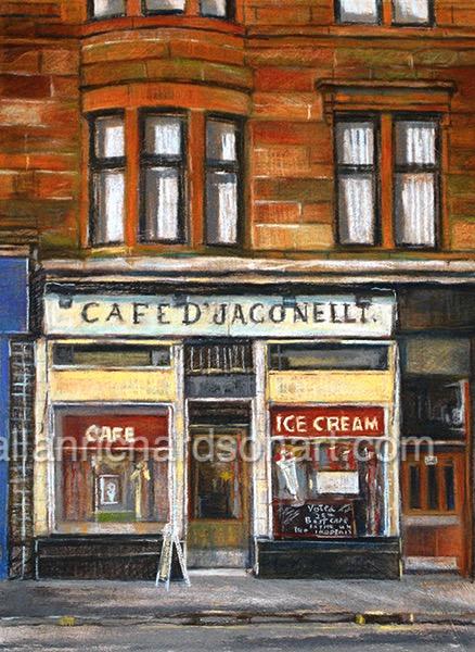 'Cafe D Jaconelli'