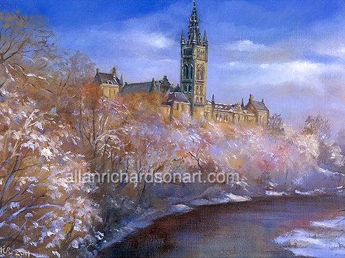 'Glasgow University'