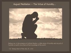 Aug Meditation 2020