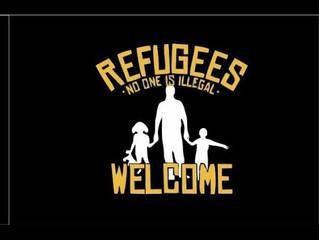 La région Auvergne Rhône-Alpes Doit soutenir l'accueil des réfugiés…