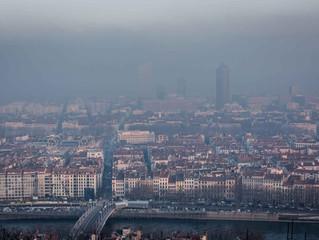 POLLUTION ATMOSPHÉRIQUE : DES MESURES S'IMPOSENT !