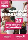 BUDGET REGIONAL 2021  >> LES ELU.E.S COMMUNISTES PRESENTENT 27 PROPOSITIONS ALTERNATIVES ...