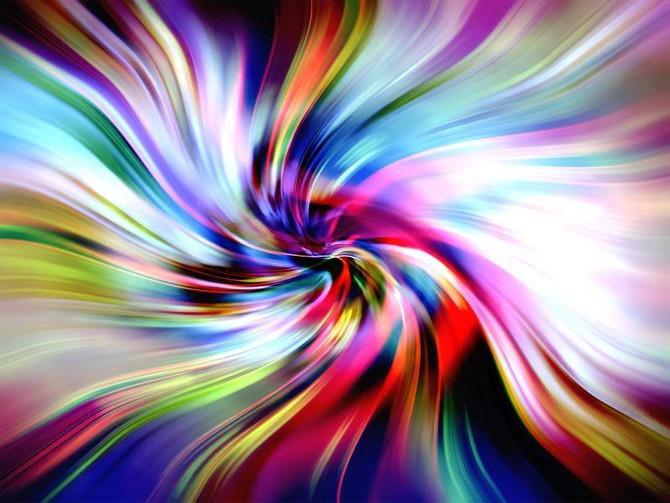 ¿De qué color es la alegría?